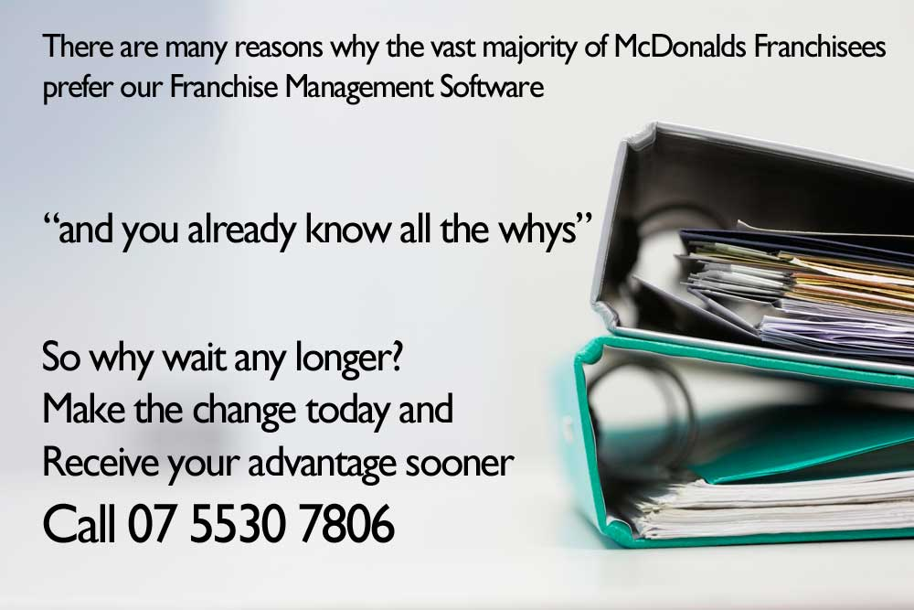 franchise accounting software